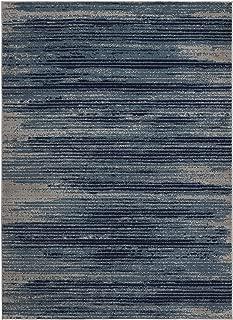 Diagona Modern Stripes Area Rug, 92