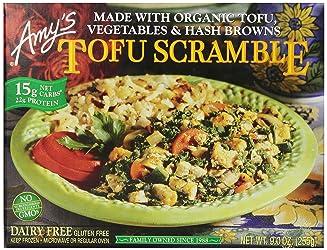 Amy's Tofu Scramble, Non GMO, Gluten Free, 9-Ounce