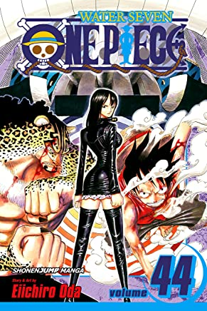 One Piece, Vol. 44: Let's Go Back (One Piece Graphic Novel)