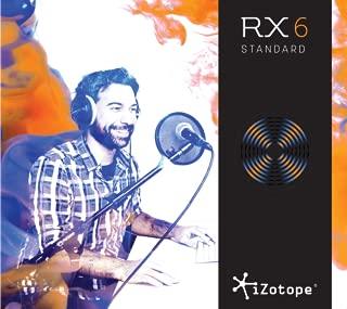 RX 6 Standard: Audio Repair Plug-in, iZotope, Inc. [Online Code]