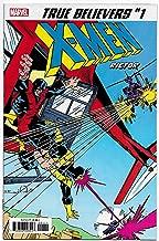 True Believers X-Men Rictor #1 Reprints X-Factor #17 (Marvel, 2019) NM