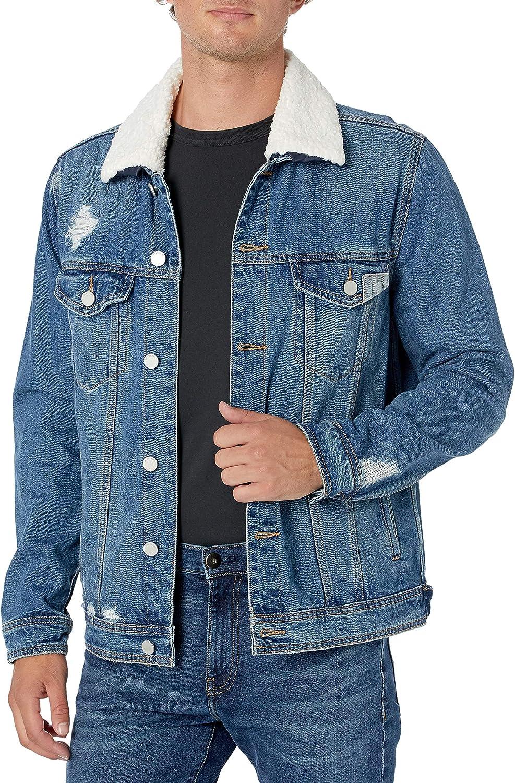 [BLANKNYC] mens Denim Jacket