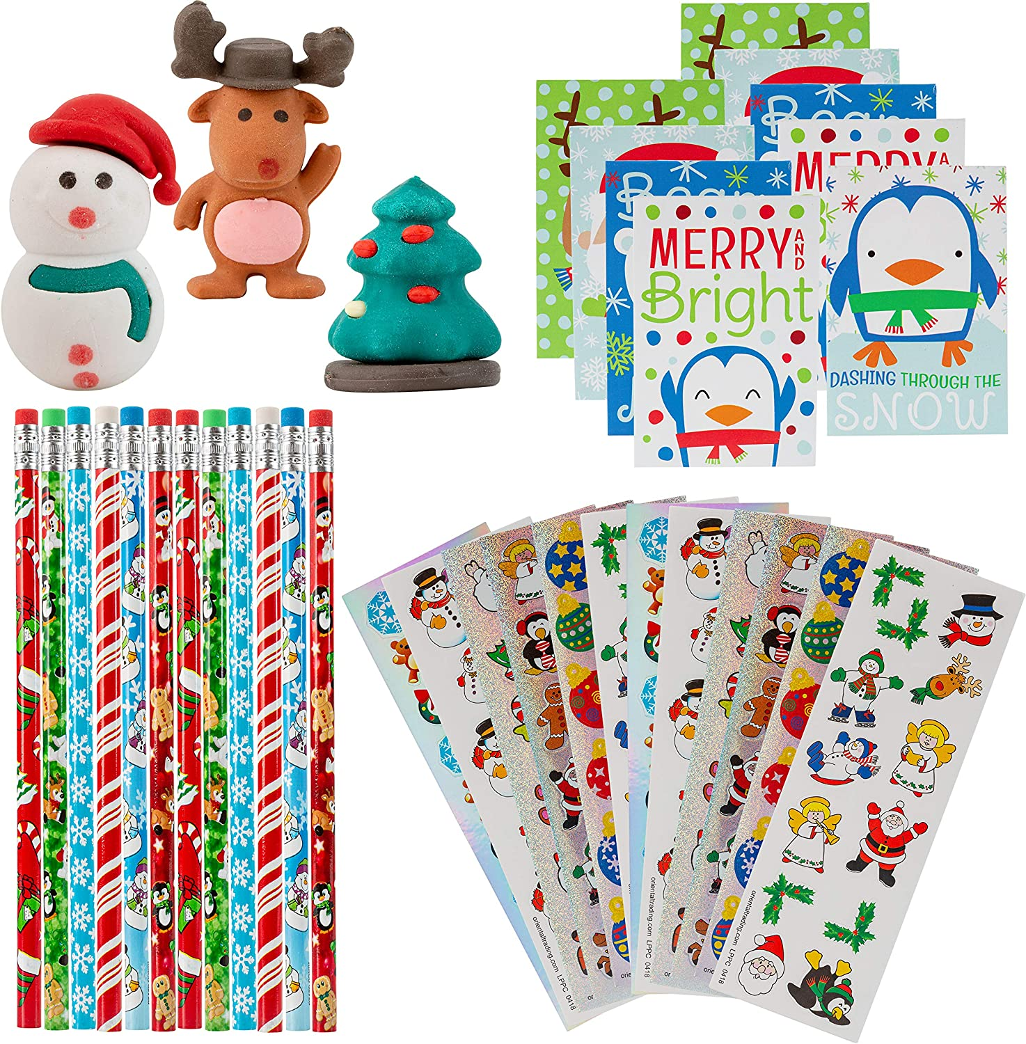 Max 54% OFF FAVONIR Christmas Stationary Party In a popularity Favor 48 †Set Collection