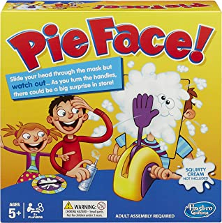 Hasbro B7063 Pie Face, Yellow