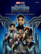 black panther piano music