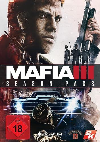 Mafia III: Season Pass (Mac) [Mac Code - Steam]