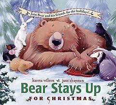 Bear Stays Up for Christmas (The Bear Books) Pdf