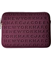Marc Jacobs - Logo Neoprene Tablet Case