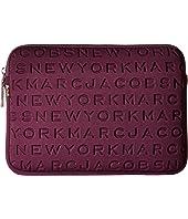 Marc Jacobs - Logo Neoprene Tablet Case