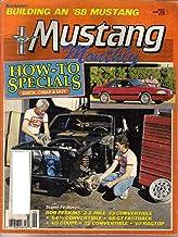 Mustang Monthly Magazine, June 1988 (Vol. 11, No. 4)