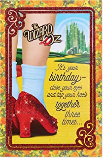 American Greetings Funny Birthday Card (The Wizard of Oz)