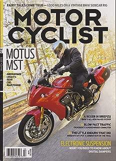 Motorcyclist Magazine March 2015