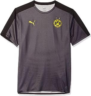 PUMA Men's BVB Stadium Jersey Without Sponsor Logo