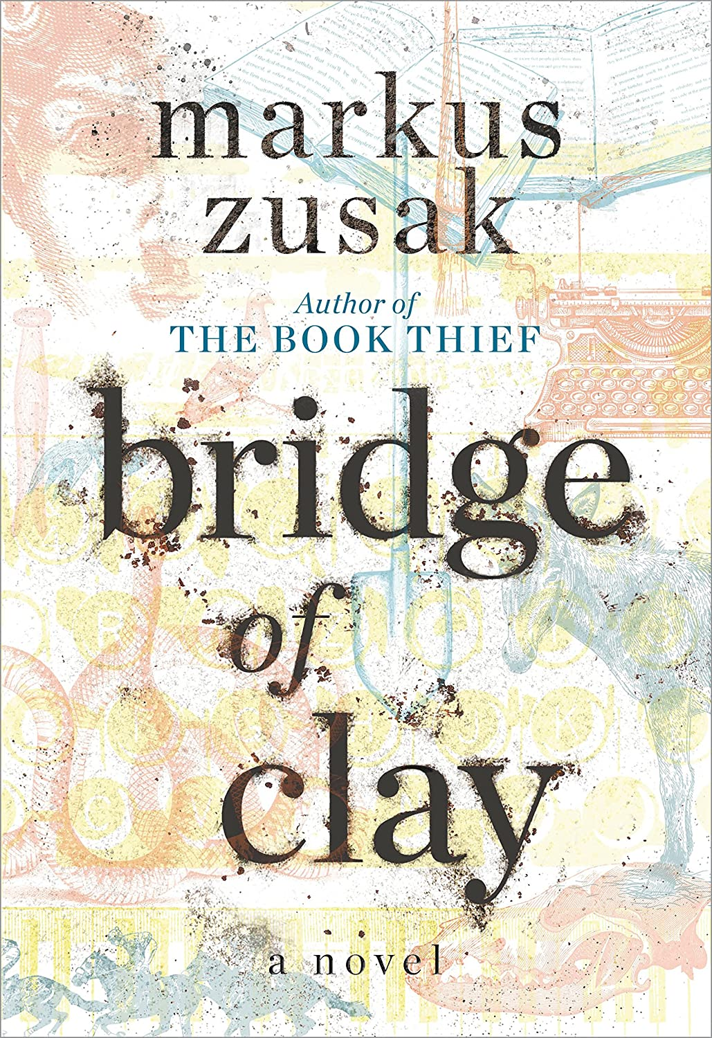 Bridge of Clay (English Edition)