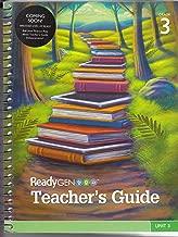 Readygen Teacher`s Guide Grade 3 Unit 1
