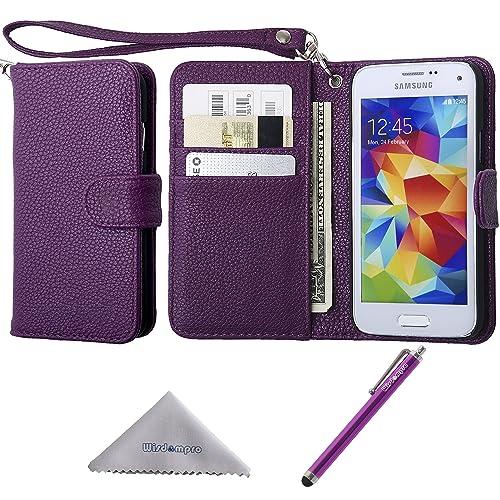 samsung galaxy s5 mini wallet case