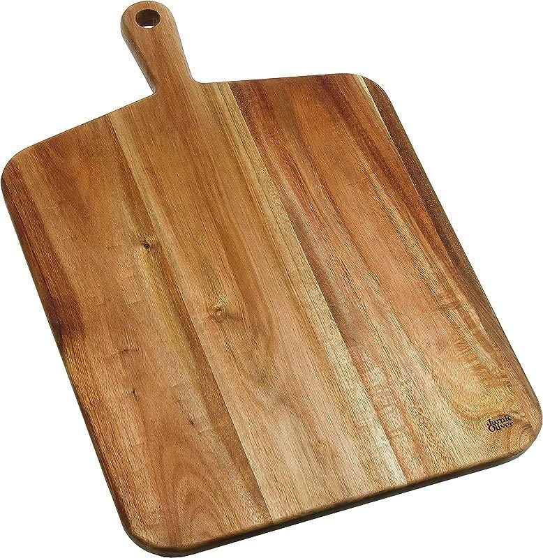 JAMIE OLIVER Acacia Wood Cutting Board Large
