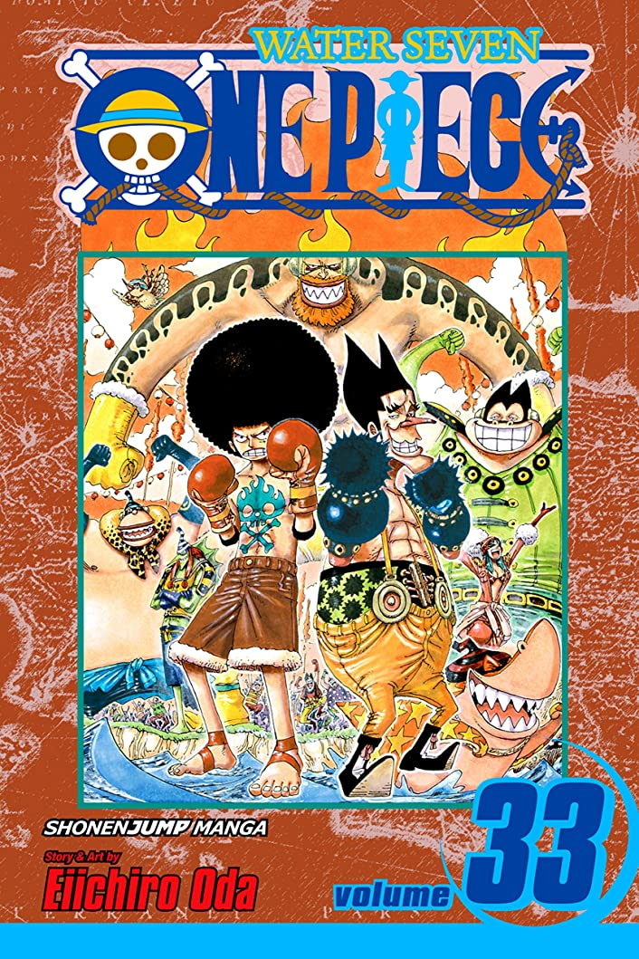 辞任小間食品One Piece, Vol. 33: Davy Back Fight!! (One Piece Graphic Novel) (English Edition)