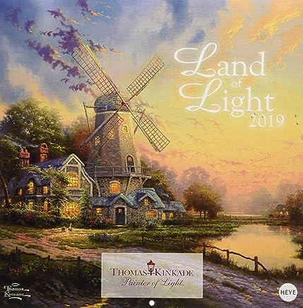 Land of Light Broschurkalender - Kalender 2019