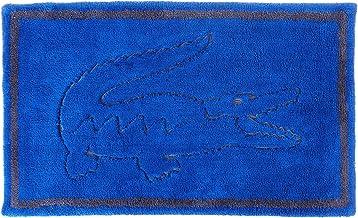 Lacoste Legend Bath Rug, Surf Blue