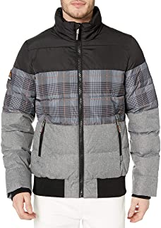 Superdry Men's Track Sports Puffer Jacket