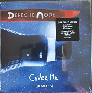 CοVΕR Μe - The Remixes: EP, CD-Single (European Release)