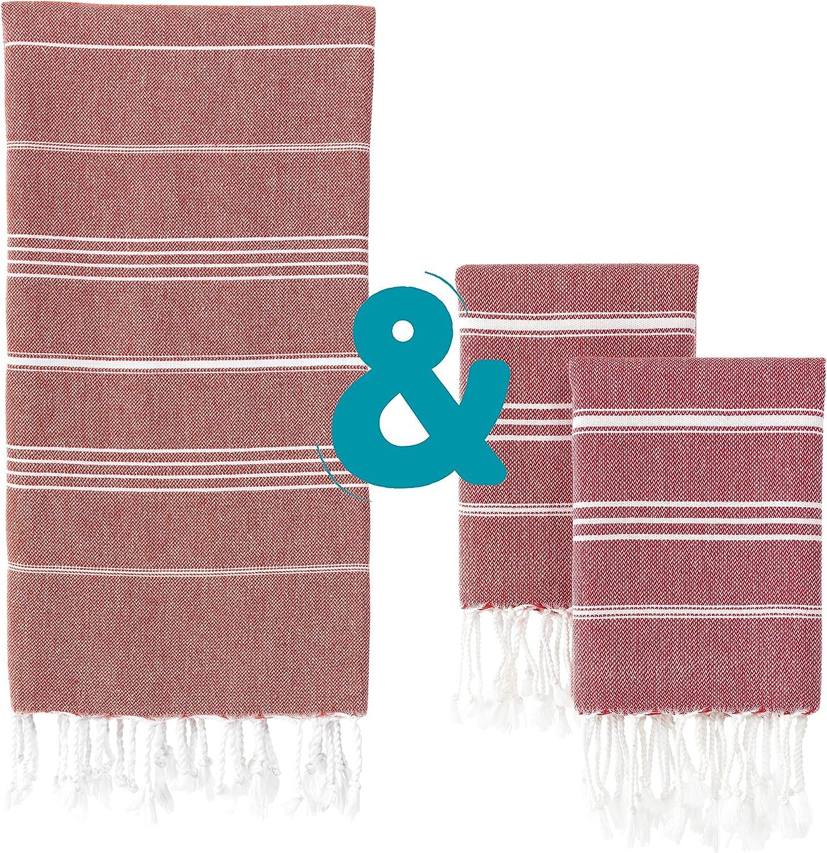 Same day shipping WETCAT Bundle: Turkish Bath Towel Columbus Mall 38 71 and Hand x Tow