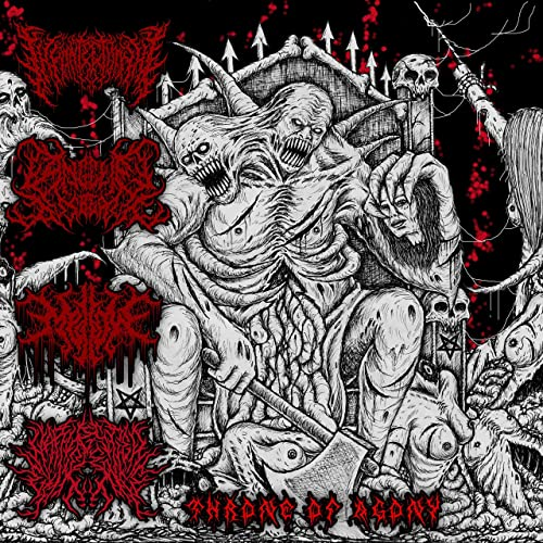 Putrid Vaginal Discharge Explicit By Infantectomy On