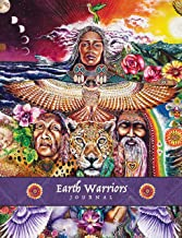 EARTH WARRIORS JOURNAL (220 pages, deluxe matte soft cover w/color illustrations)