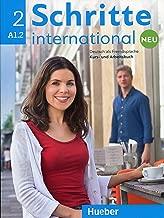 Schritte International neu: Kurs- und Arbeitsbuch A1.2 mit CD zum Arbeitsbuch