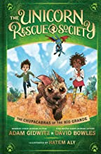 the unicorn rescue society book series