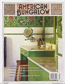 American Bungalow Magazine Winter 2017