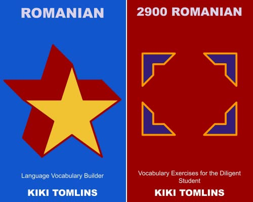 Romanian Vocabulary and Spelling (2 Book Series)