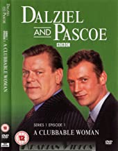DALZIEL AND PASCOE - A CLUBBABLE WOMAN - SERIES1 EPISODE 1 - BBC/DDHE DVD RELEASE