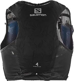 Salomon ADV Hydra Vest, Gilet di Idratazione, 2 Borracce SoftFlask da 500 ml Incluse, Unisex-Adulto