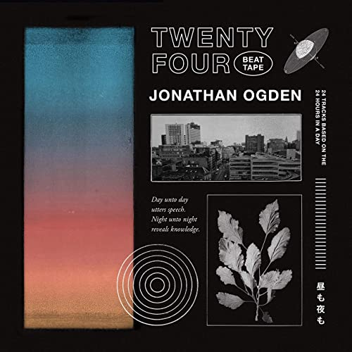 Jonathan Ogden - Twenty Four (2020)