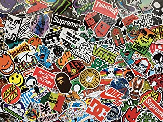 Okänt dekalset skateboard, märken, logotyper, klistermärken, skridskoåkning, snowboard, Rollboard, Energy Drink, Street, S...