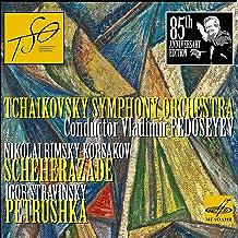 Nikolai Rimsky-Korsakov: Scheherazade/Igor Stravinsky: Petrushka
