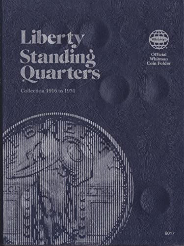 Whithomme Standing Liberty Quarter Folder (1916-1930)  9017 by Whithomme Coins by Whithomme Coins