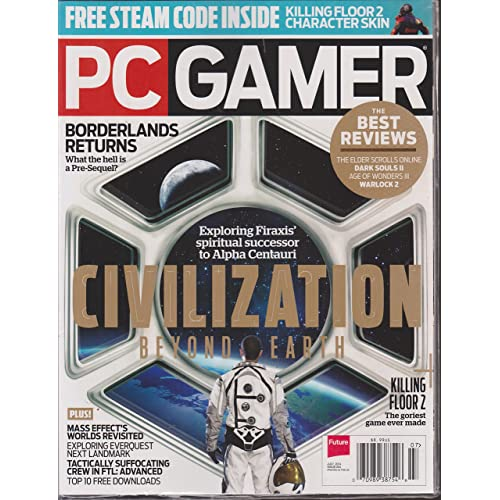 PC Gamer Magazine: Amazon com