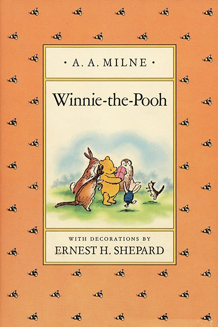 行進象波Winnie-the-Pooh (English Edition)