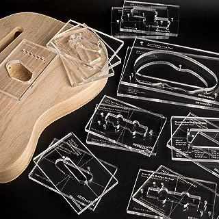 gibson guitar templates