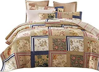 Best cottage patchwork quilt Reviews
