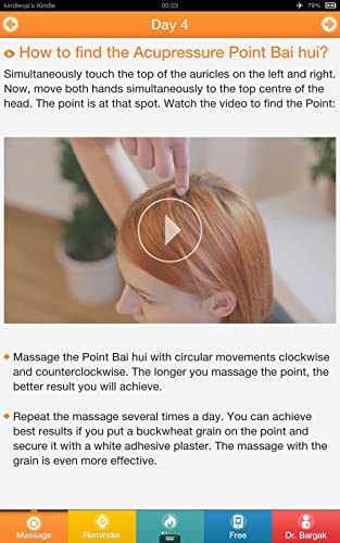 『Instant Memory Trainer - Make Your Brain Fit Fast With Chinese Massage Points - FREE Acupressure Trainer for Adults and Kids』の5枚目の画像