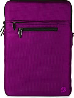 VanGoddy Hydei Shoulder Carrying Bag Sleeve for Asus Transformer Book T300 Chi 12.5 inch Laptops, Purple