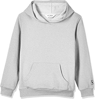 Kid Nation Kids' French Terry Hooded Sweatshirt for Boys or Girls