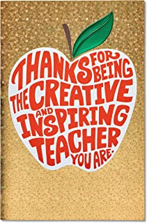 American Greetings Teacher Thank You Cards (Creative and Inspiring)