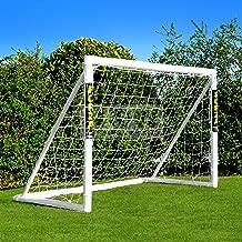 Net World Sports Forza Soccer Goals - The Ultimate Home Soccer Goal