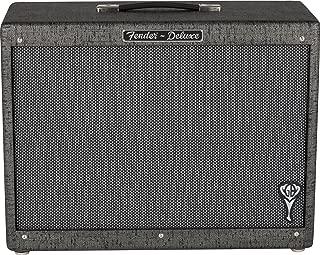 Fender GB Hot Rod Deluxe 112 1x12-Inch Guitar Amplifier Cabinet - Gray