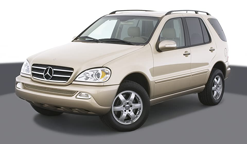 2002 mercedes benz ml320 reviews images and. Black Bedroom Furniture Sets. Home Design Ideas